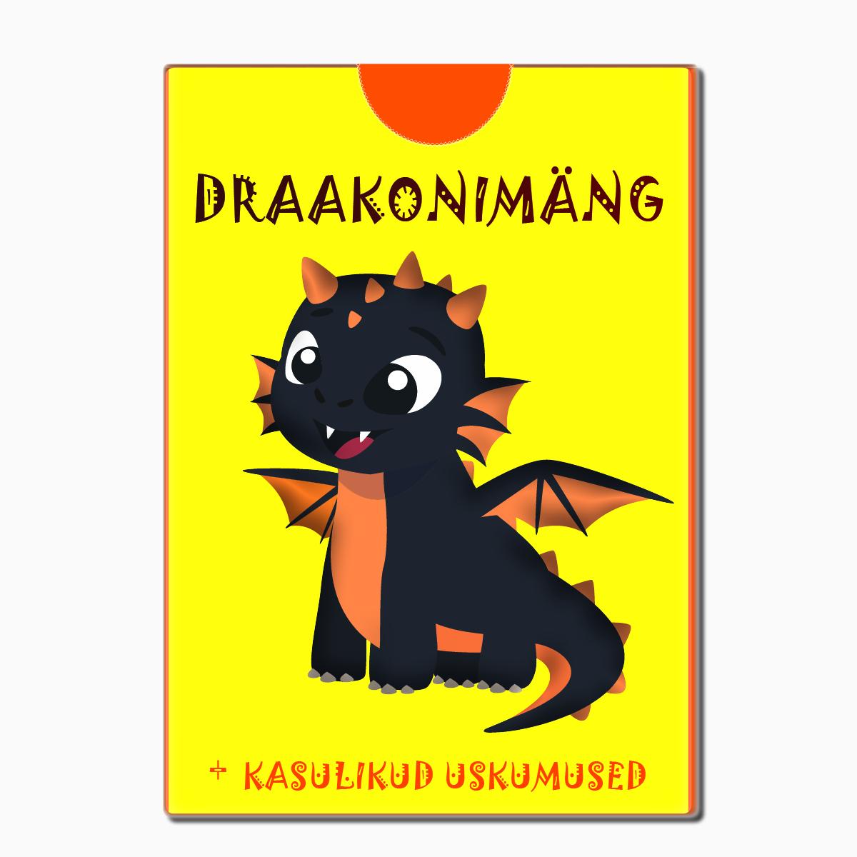 draakon, väärtused, uskumused, mängud, lapsed